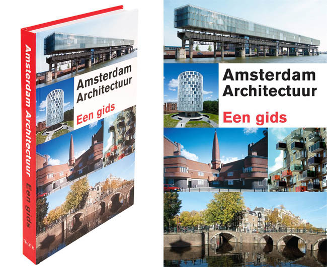 Cover Amsterdam Architectuur (beeld Thoth)