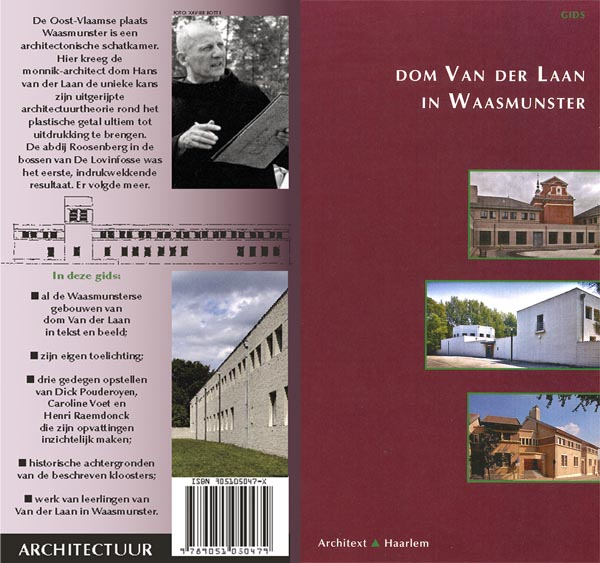 cover Dom van der Laan in Waasmunster