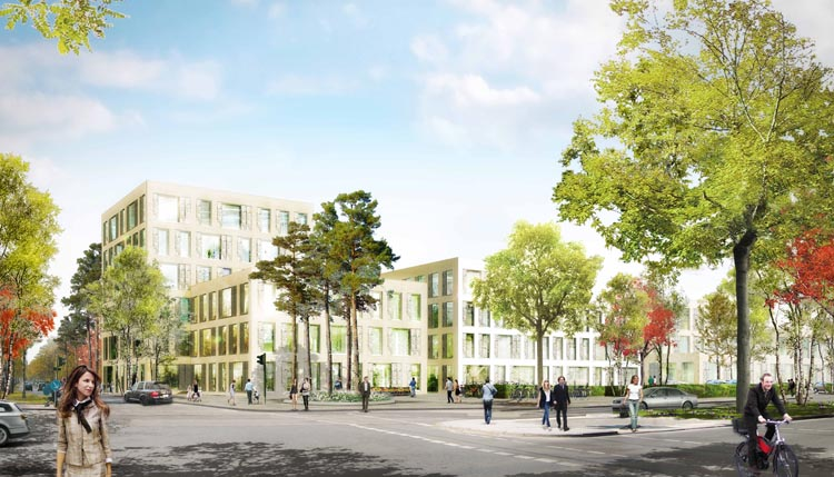 impressie: Wiel Arets Architects