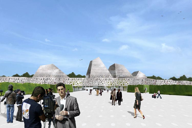 beeld: Wiel Arets Architects