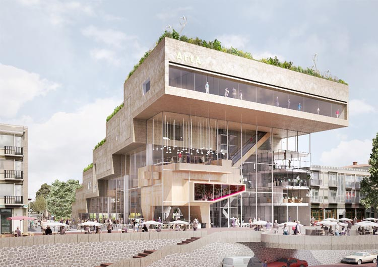 ontwerp NL Architects