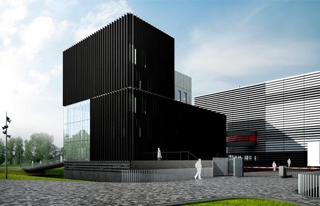 Impressie Benthem Crouwel Architecten
