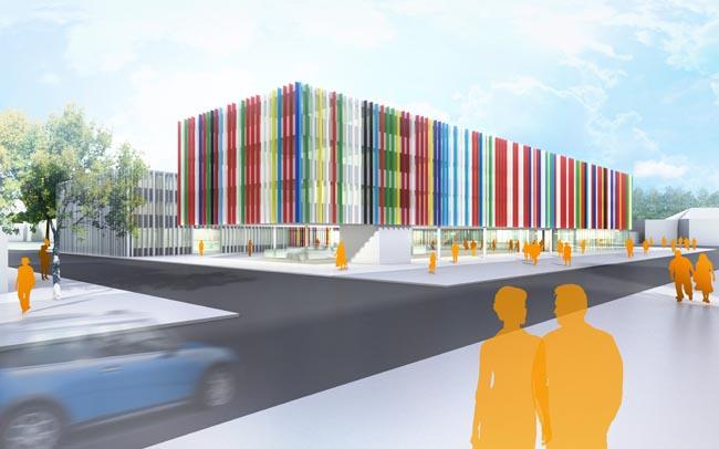 beeld: Benthem Crouwel Architekten