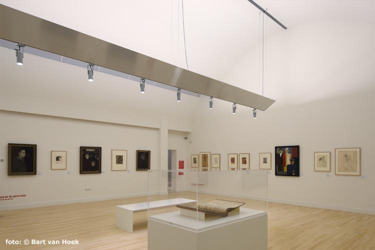 Interieur Museum De Fundatie in beeld | Architectuur.ORG