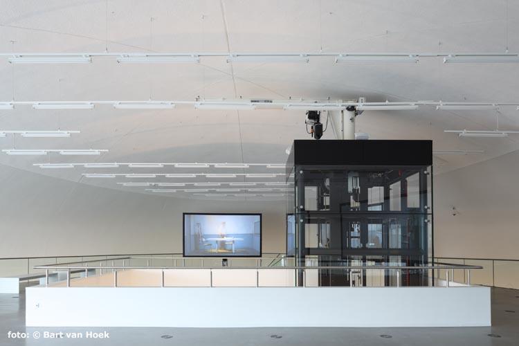 De vierde verdieping (foto: Bart van Hoek)