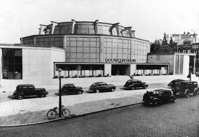 Het Bouwcentrum in Rotterdam