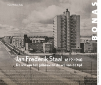 Laatste BONAS uitgave over architect J.F. Staal