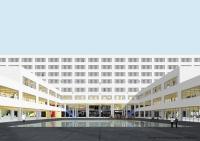 Royal HaskoningDHV werkt aan ziekenhuis Charleroi (B)