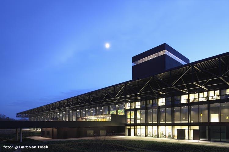 Nationaal Militair Museum (foto: Bart van Hoek)