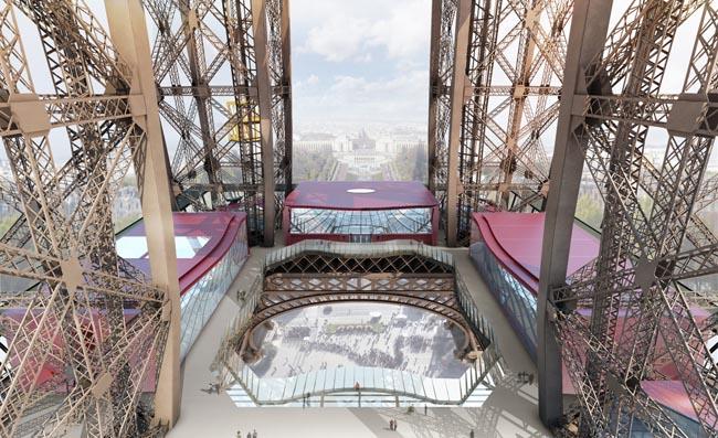 De eerste verdieping (© MOATTI & RIVIÈRE AGENCY)