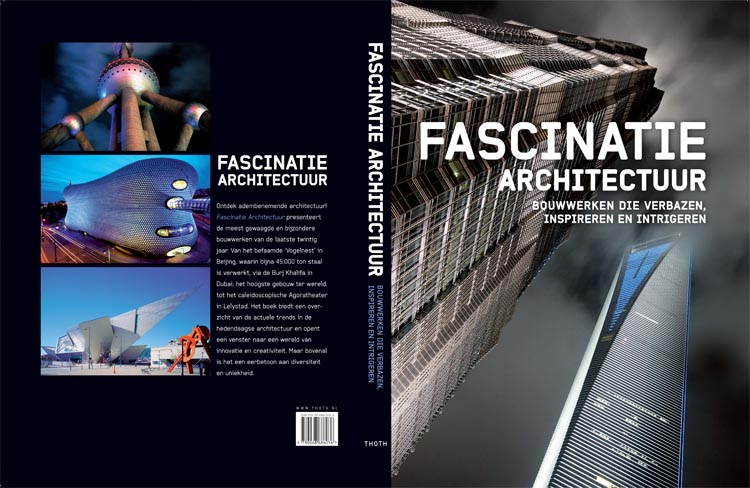 Cover Fascinatie Architectuur