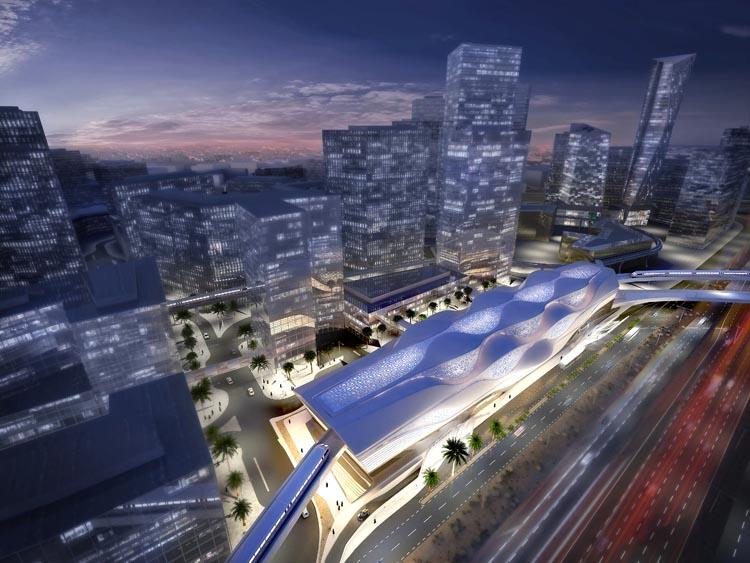 beeld: Zaha Hadid Architects