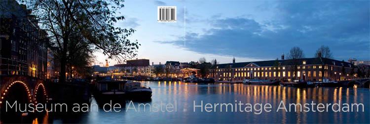 Cover Hermitage Amsterdam - Museum aan de Amstel