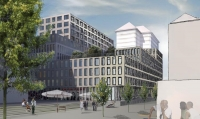 Talent Building (impressie: Arons en Gelauff architecten)