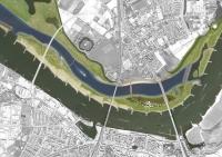 De Spiegelwaal bij Nijmegen officieel geopend