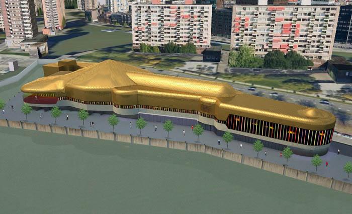 Verbouwing Tropicana Rotterdam