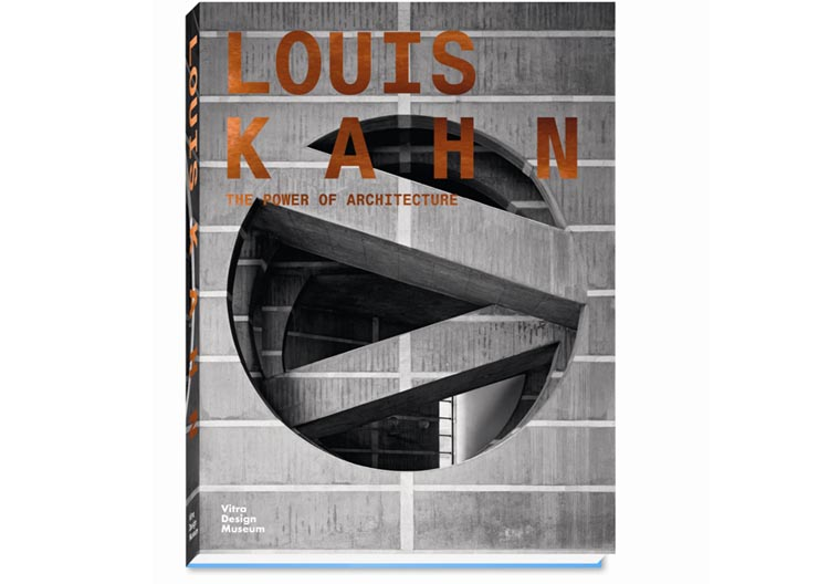 Cover Louis Kahn The Power of Architecture