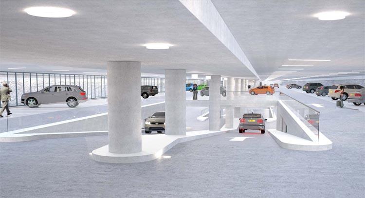 impressie: Studio Leon Thier Architecten