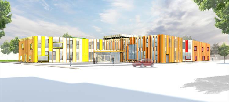 MFA Noord Veldhoven (beeld: LIAG)