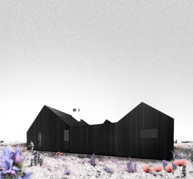 The Shingle House door Nord Architecture