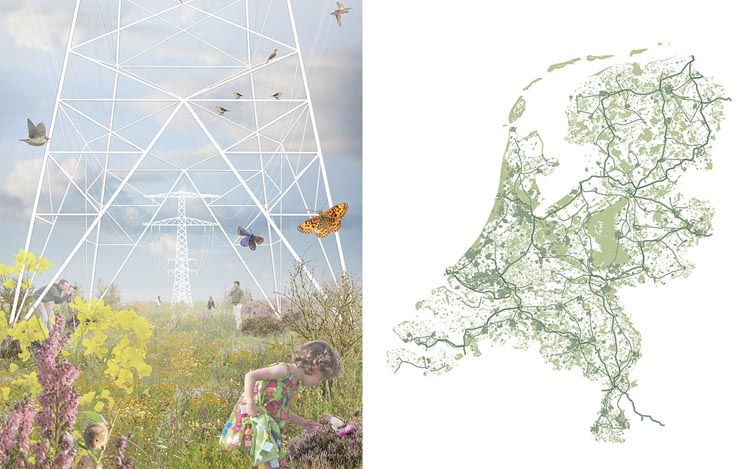 Powerlinepark, the ecology of energy (beeld: LOLA)