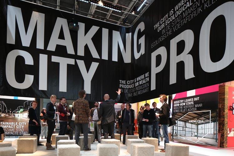 Making City 5e IABR