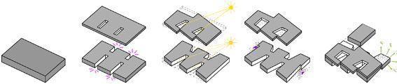 ROC Noorderpoort - diagrammen (beeld: Mecanoo)
