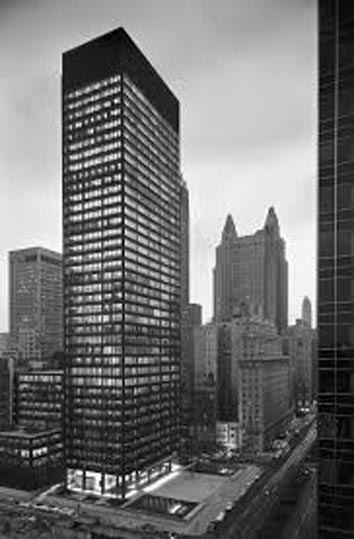 Seagram Building te New York