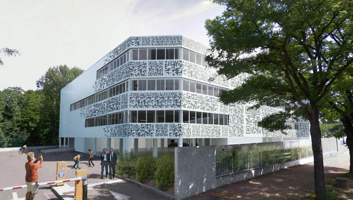 Het getransformeerde laboratorium (impressie MVRDV)