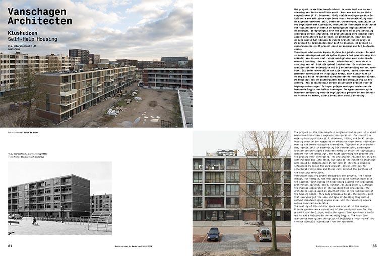 Kluswoningen Amsterdam