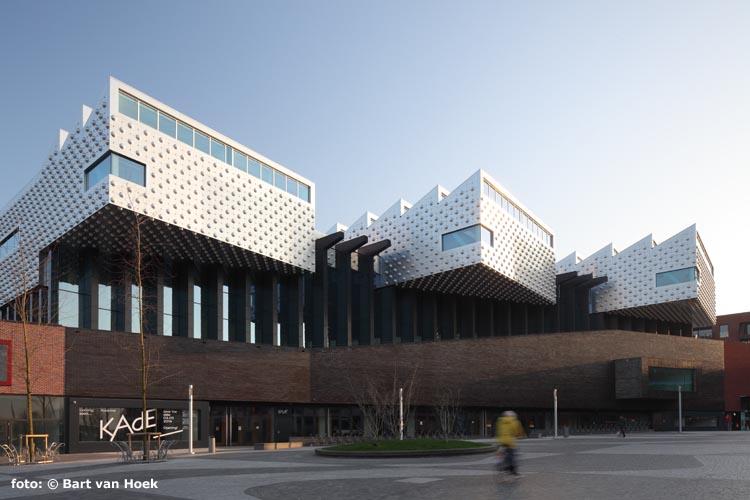 Fabricage centraal op InDeSem te Delft | Architectuur.ORG