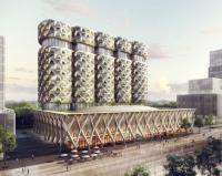 Neutelings Riedijk ontwerpt omvangrijk project Moskou