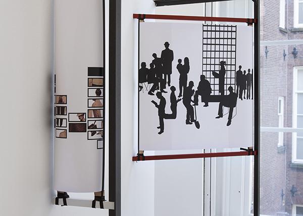 Het winnende ontwerp van Falke Pisano