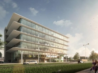 Kraaijvanger ontwerpt kantoor Rabobank Gouwestreek