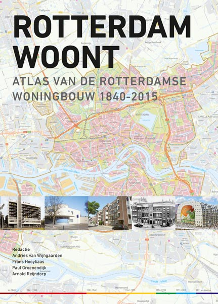 Cover Rotterdam woont