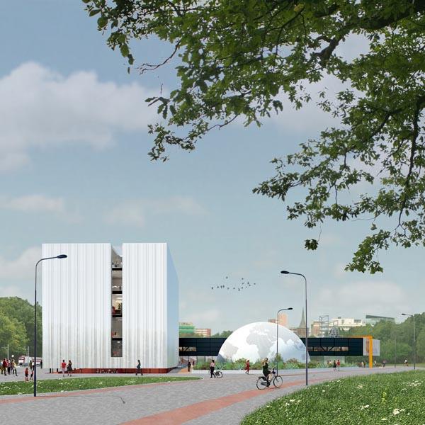 beeld: Shift Architecture Urbanism