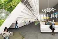 StudioDAT ontwerpt servicecentra van Rotterdam