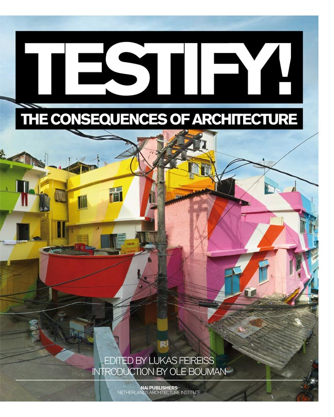 Cover Testify!