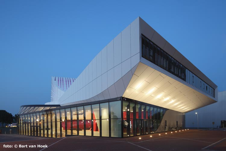 Theater De Stoep (architect UNStudio / Ben van Berkel)