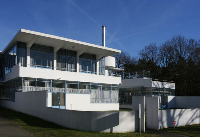 Sanatorium Zonnestraal (foto: Bart van Hoek)