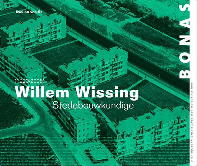 Cover Willem Wissing - stedebouwkundige