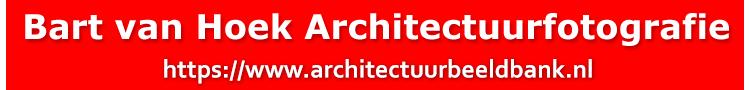 Bart van Hoek Architectuurfotografie