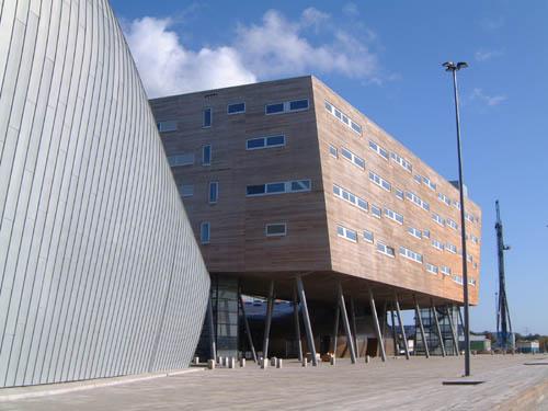 Urban Entertainment Centre