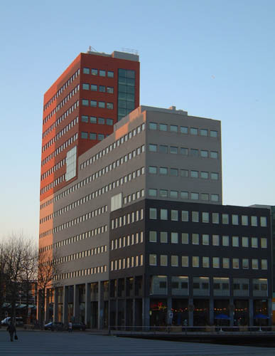 Kantoorgebouw Poseidon