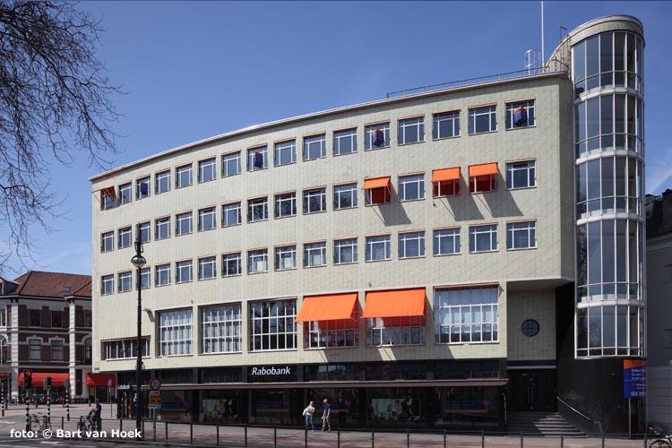 Kantoor De Nederlanden van 1845