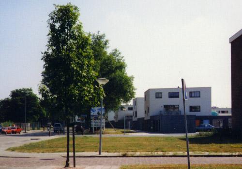 Woningbouwproject Hartslag