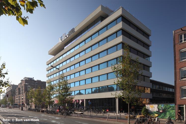 Volkskrant gebouw