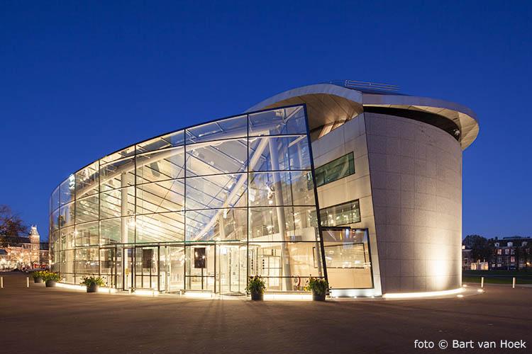 Uitbreiding Van Gogh Museum