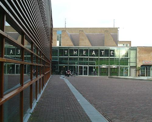 Cultureel centrum en theater De Vest