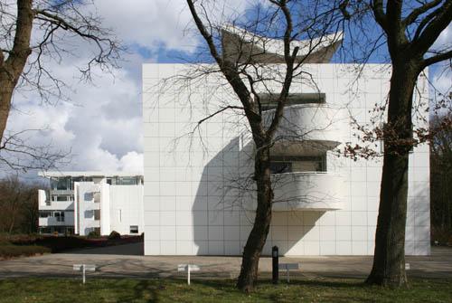 Kantoorgebouw KNP